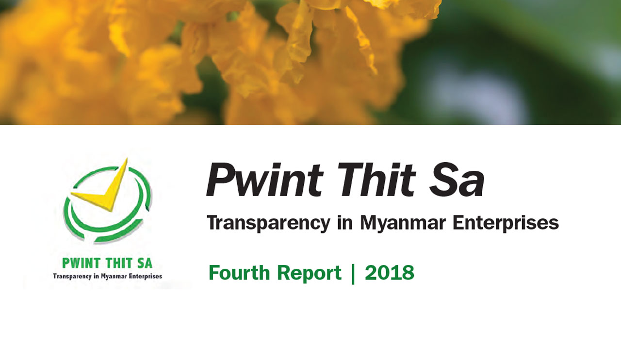 Myanma Awba Group ranked 11th most transparent Myanmar company
